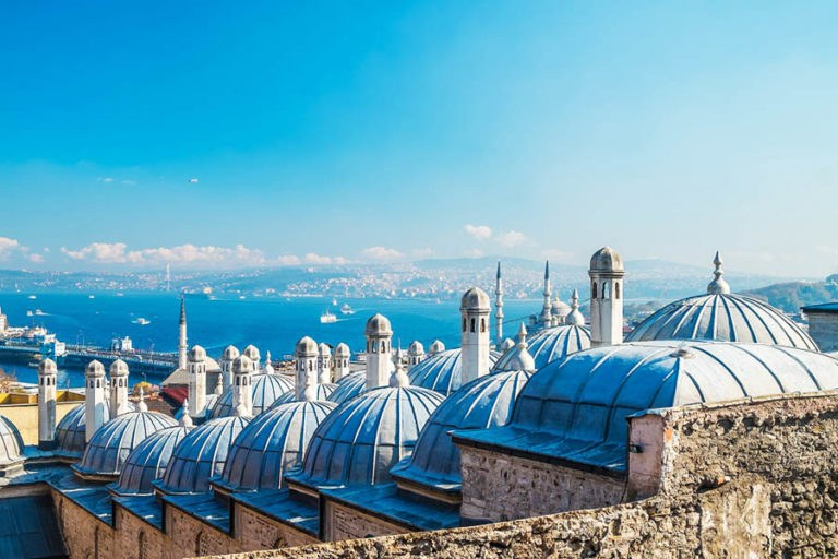Ottoman Domes, Istanbul