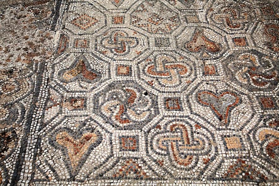 Pergamum Mosaics