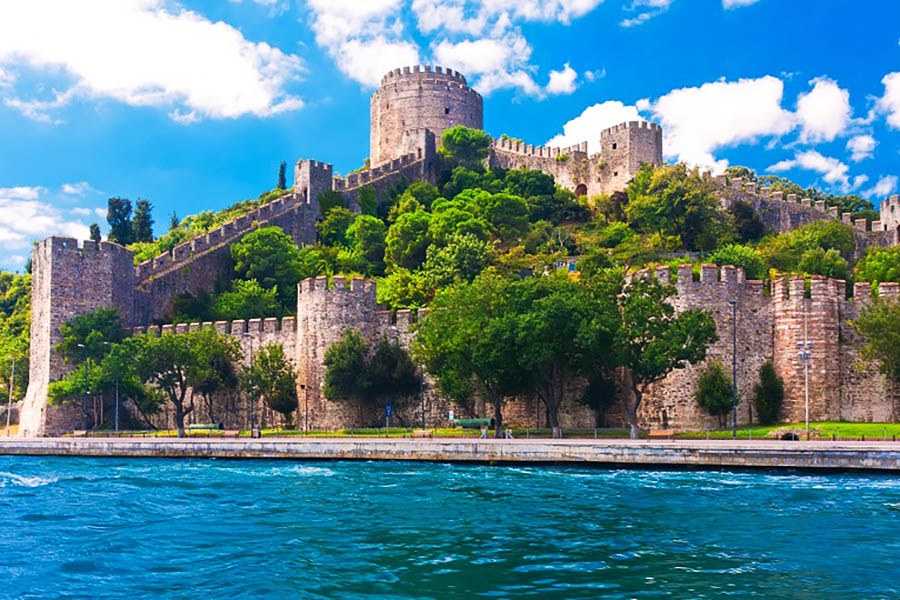 Rumelian Fortress Istanbul