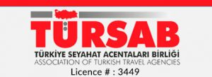 TÜRSAB Association of Turkish Travel Agencies