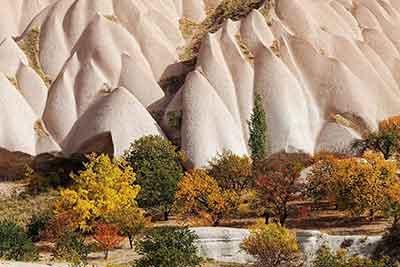 Volcanic Formations Cappadocia