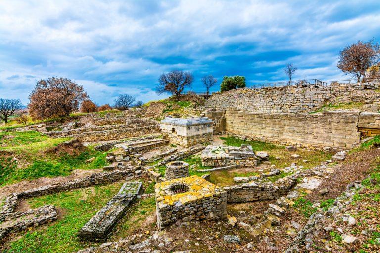 Santctuary in Troy